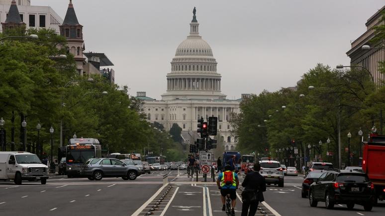 Hill: комитет сената США одобрил законопроект о санкциях против Турции