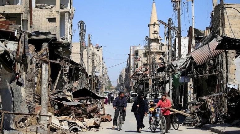 WP: США близки к тому, чтобы наказать Асада и его союзников за «военные преступления»