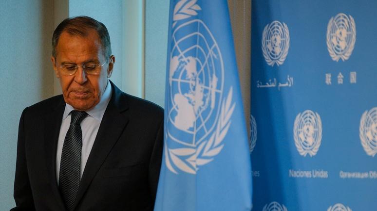 Le Monde: защищая Сирию, Россия рискует оставить ООН без бюджета на 2020 год