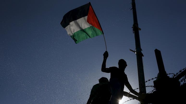 Al Monitor: из-за ухудшения отношений с США Палестина обращается за поддержкой к России