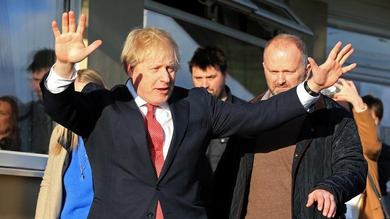 Le Figaro: Путин выразил надежду на конструктивный диалог с Джонсоном