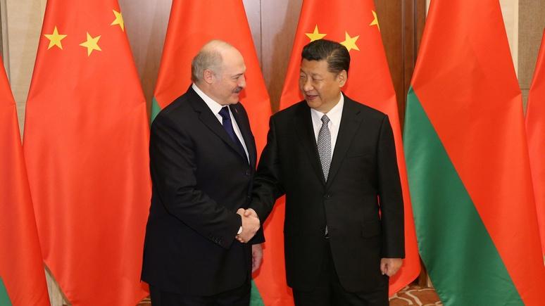 TUT.BY: надежды на Москву нет — для погашения госдолга Минск обратился к Пекину