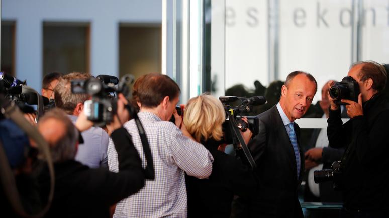 «Никогда ещё энергообеспечение не было таким дорогим и ненадёжным»: соратник Меркель встал на защиту «Северного потока — 2»