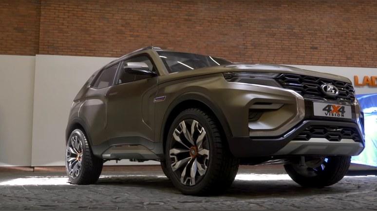 BFM TV: GM вернёт «Ниву» «АвтоВАЗу» и Renault
