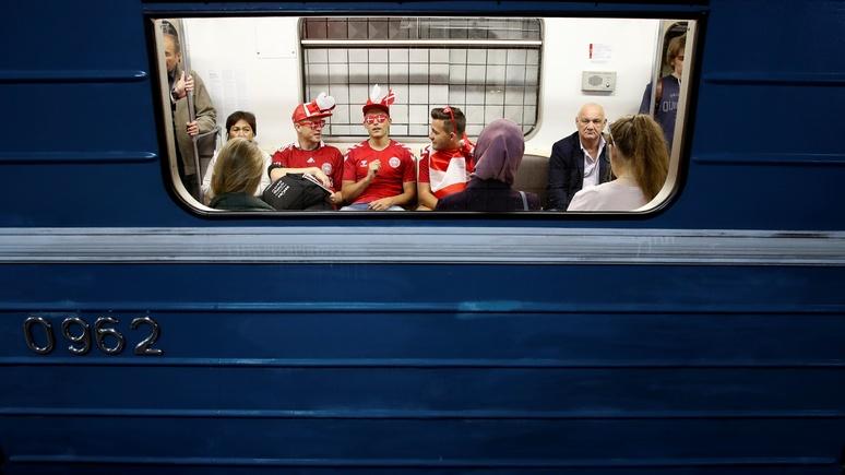 Le Figaro: в Москве женщинам разрешили водить поезда метро