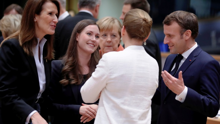 ERR: глава Эстонии извинилась за министра, назвавшего премьера Финляндии «продавщицей»