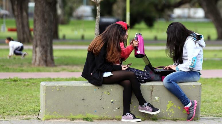 Yle: здоровье финских школьников испортили смартфоны и малоподвижный образ жизни