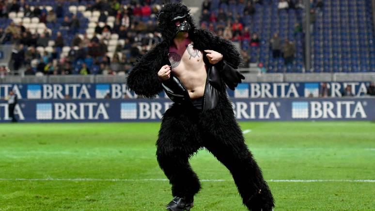 20 minutes: «все мы обезьяны» — в Италии возмутились новой кампанией против расизма в футболе