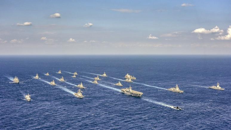 Times: на морской вызов Китая США ответят флотилией «экономичных» беспилотников