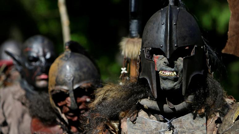 Times: для нового «Властелина колец» орков и гоблинов ищут среди людей