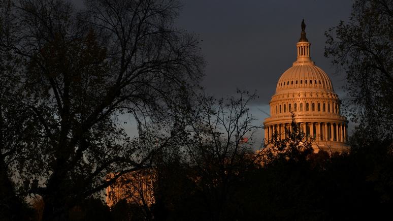 NPR: американский конгресс одобрил новые санкции против России, Сирии и Ирана