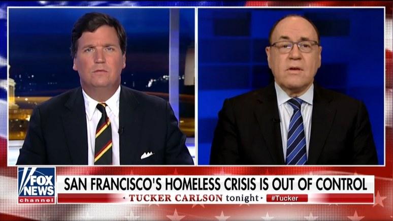 Fox News: в «утопающую в фекалиях» Калифорнию возвращаются средневековые болезни  — ИноТВ