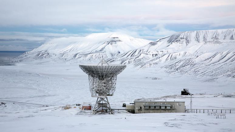 CNN: северный магнитный полюс Земли всё быстрее смещается в сторону России