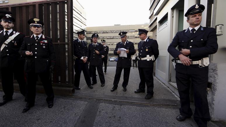 Guardian о крупной облаве на итальянскую мафию: среди задержанных политики и полицейские