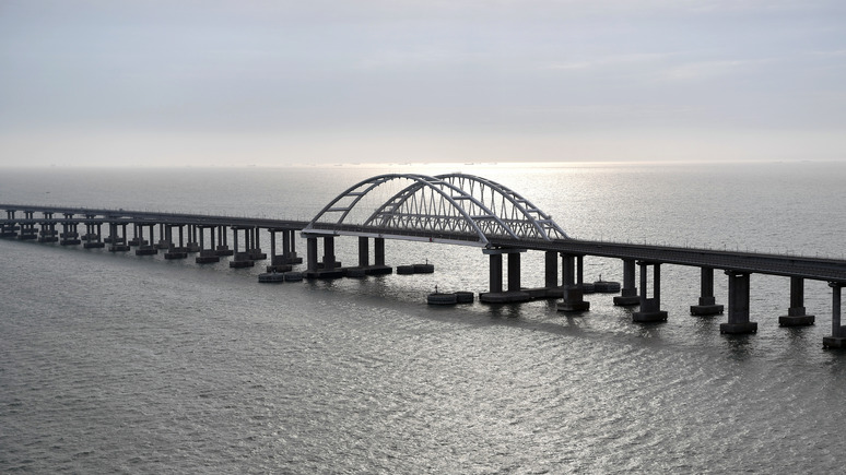 Лiга.net: Украина пожаловалась генсеку ООН на Крымский мост
