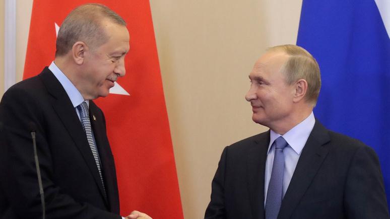 L'Express: Турция призвала Россию к новому прекращению огня в Идлибе