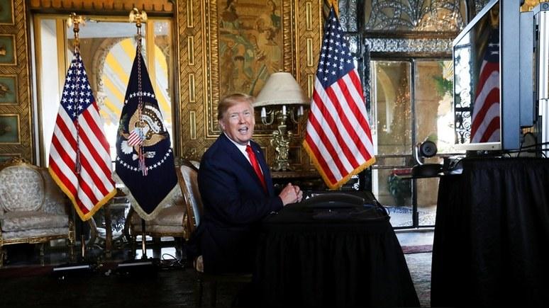 CNN: «возможно, это будет красивая ваза» — Трамп с оптимизмом ждёт рождественский подарок от Кима