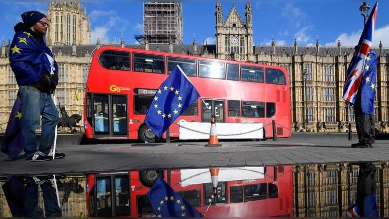 Guardian: зампред Еврокомиссии пообещал Британии тёплый приём, если она решит вернуться