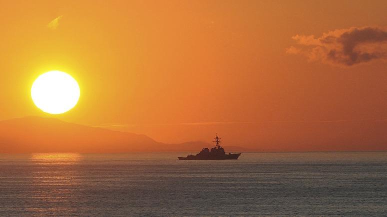 Daily Express: пока Пекин и Вашингтон спорят, Москва укрепляется в Южно-Китайском море «без лишнего шума»