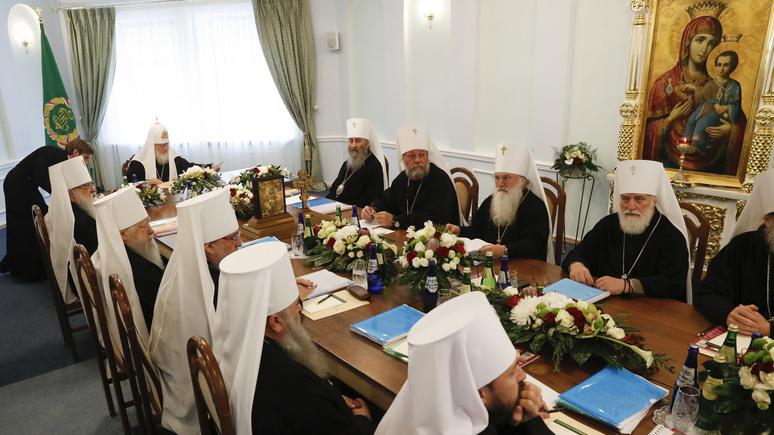 Le Figaro: РПЦ прекратила общение с Александрийским патриархатом из-за Украины