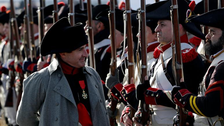 Die Welt: английский историк подсчитал реальные потери армии Наполеона в России