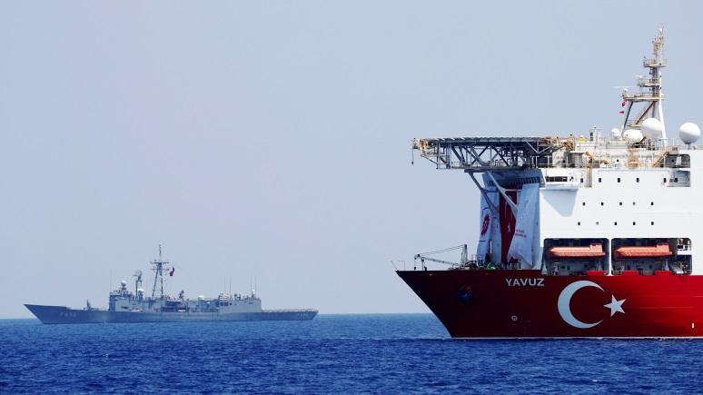 Cumhuriyet: в энергетической войне США с Россией Турция должна «получить своё»
