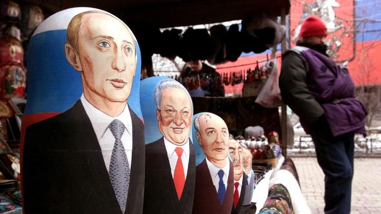 Jyllands-Posten: свой главный новогодний подарок Путин получил ещё от Ельцина