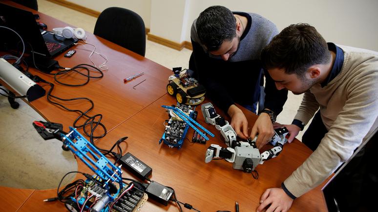 Les Echos: искусственный интеллект — новое поле для сотрудничества России и Франции