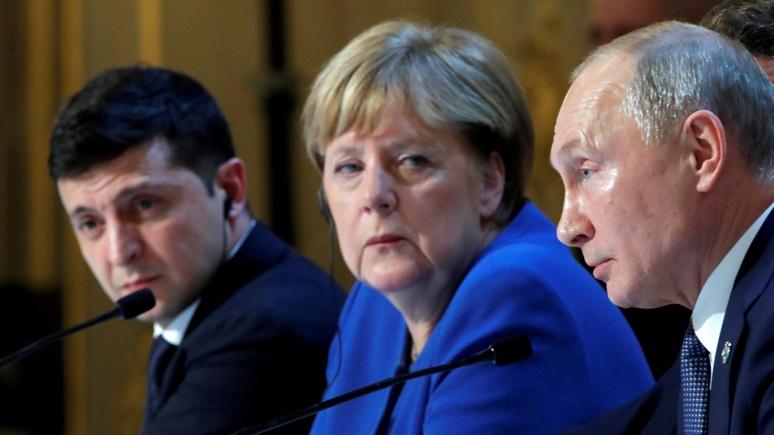 Die Welt: сразу после Меркель — в немецком рейтинге самых влиятельных политиков Путин занял второе место