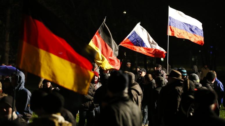 Журналист Welt пожурил немцев за «опасную» тягу к России