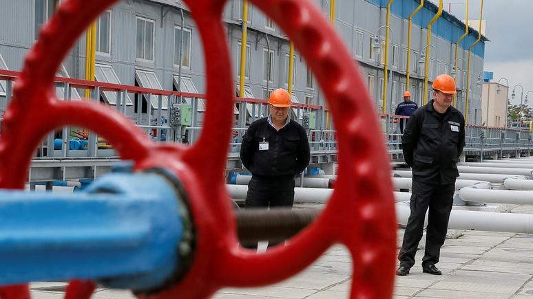 Die Zeit: благодаря соглашению между Москвой и Киевом перебои с газом Европе больше не грозят
