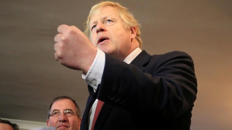 Independent: в новогоднем обращении Джонсон повторил невыполнимые предвыборные обещания