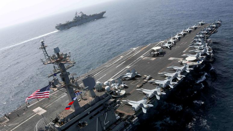 DN: для противостояния России — США привели Второй флот в состояние полной боеготовности
