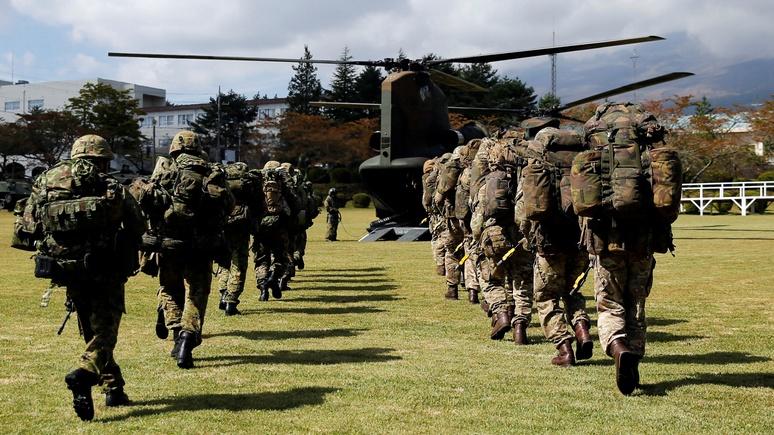 Daily Mail: из-за нехватки кадров британская армия даст физически негодным кандидатам второй шанс