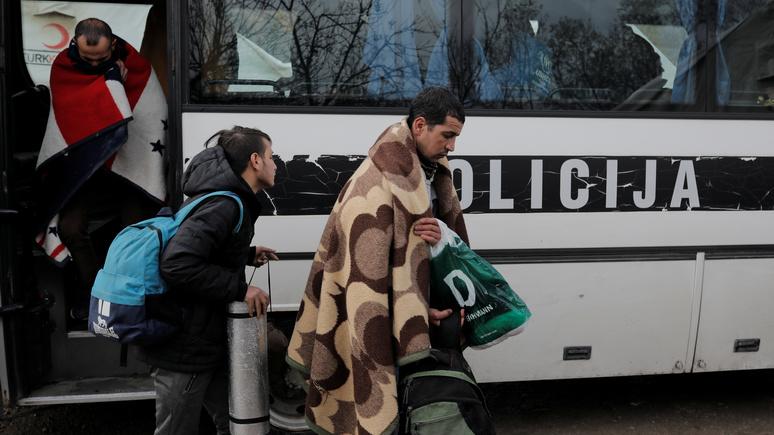 Focus Online: вступление Хорватии в Шенген добавит ЕС проблем на внешних границах
