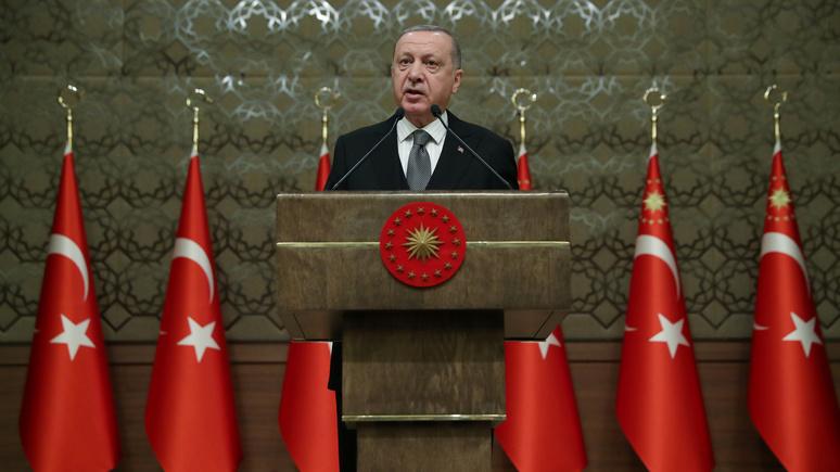 WSJ: перед введением войск в Ливию Турция хочет скоординировать действия с Россией