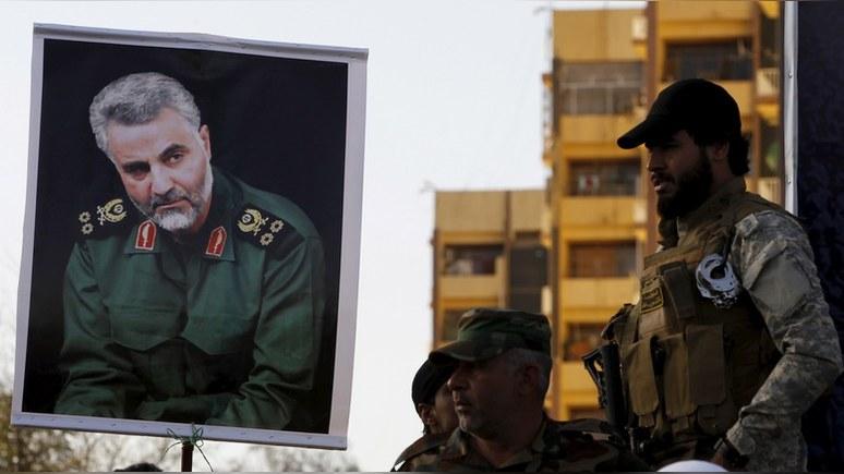 Foreign Policy: убийство Сулеймани выводит конфликт США и Ирана на новый уровень