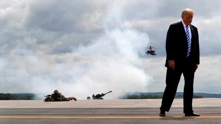 CNN: Трамп пригрозил нанести «очень сильный и быстрый удар» по 52 иранским объектам