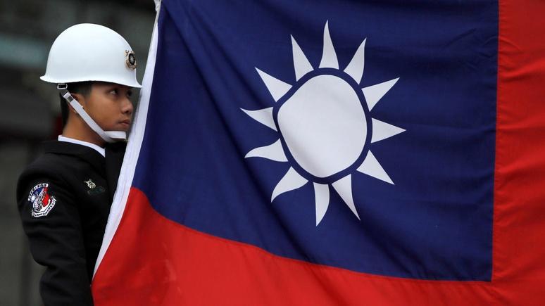 Sunday Times: Китай отрабатывает на Тайване приёмы ведения кибервойны