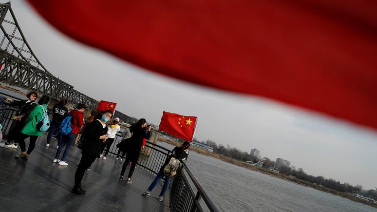 Quartz: нацбезопасности США угрожают китайские «туристы»