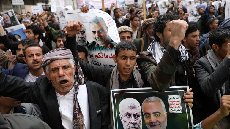 Foreign Policy: стратегия Трампа в отношении Ирана оказалась «безмозглой»