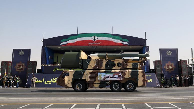 Times: Иран ответил на убийство Сулеймани «ракетным дождём»