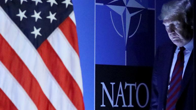 Times: Трамп призвал быть активнее на Ближнем Востоке, и НАТО согласилось