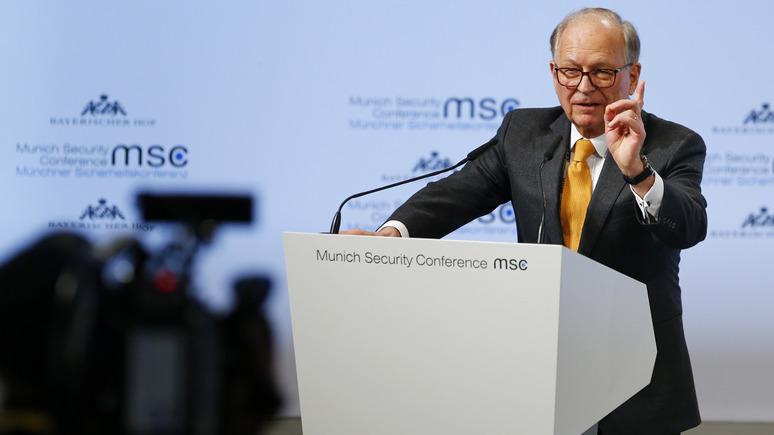 Die Welt: с противниками надо разговаривать — глава Мюнхенской конференции похвалил Меркель за визит к Путину