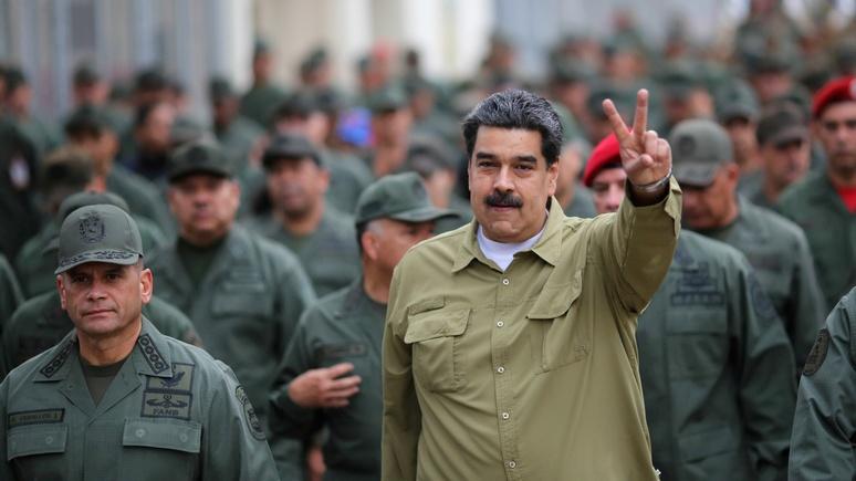 El Periódico: «выбить зубы империализму» — Мадуро объявил о новых военных учениях