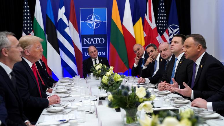 Politico: Трамп предложил принять в НАТО страны Ближнего Востока