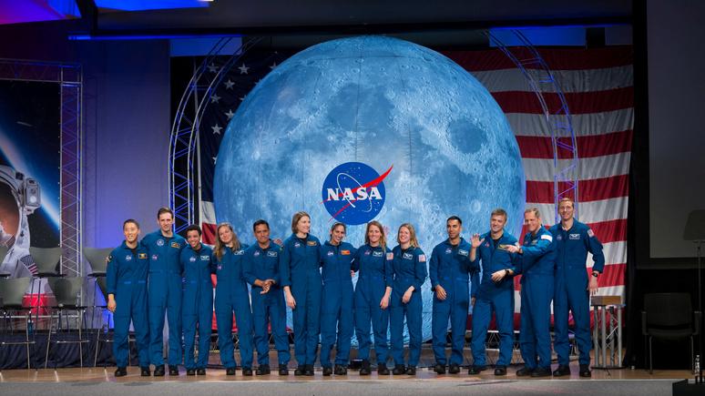 L'Express: «наверстали упущенное» — почти половину нового выпуска астронавтов NASA составили женщины