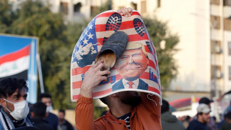 Le Monde: Иран уже выиграл в «иракской войне» против США