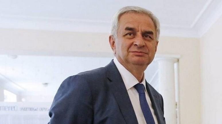 Грузия Online: президент Абхазии ушёл в отставку