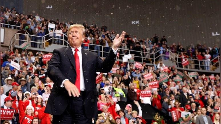 Salon: во внешней политике Трамп делает ставку на силу — как любой республиканец